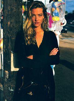 Tatjana Patitz 1989 #supermodels #vintage #glamour #retro #nostalgia #1980s #1990s
