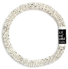 Solid Crystal Silver – LILY and LAURA®