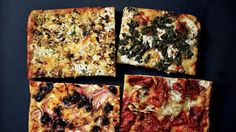 Grandma-Style Pizza Dough Recipe   Bon Appetit