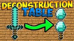 New post (Deconstruction Table Mod 1.7.10/1.7.2) has been published on Deconstruction Table Mod 1.7.10/1.7.2  -  Minecraft Resource Packs