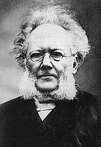 NEW Famous Person POSTER Henrik Ibsen Norwegian Playwright Poet Author