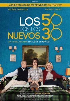 Cinelodeon.com: Los 50 son los nuevos 30. Crítica.
