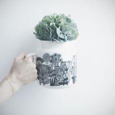 Marimekko & The Hydrangea ‹ Bungalow5