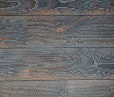 Delta Millworks - SHOU SUGI BAN - Charred wood flooring