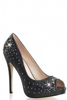 bea418929983 Sexy Rhinestone Shoes