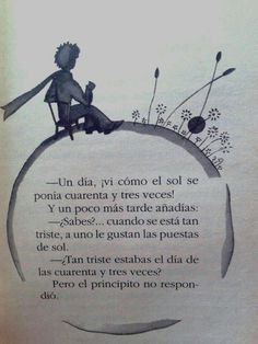 Uploaded by Anthonietta Gómez. Find images and videos about book, phrases and frases en español on We Heart It - the app to get lost in what you love. Little Prince Quotes, The Little Prince, Best Quotes, Love Quotes, Inspirational Quotes, The Petit Prince, Quote Citation, More Than Words, True Words