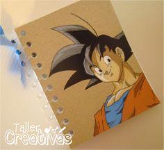 Libreta Goku