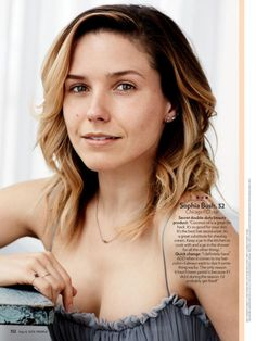 Sophia Bush in People Magazine 2015, Most Beautiful Issue