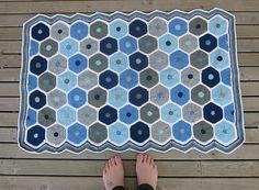 Ravelry: BebeRouge's Pos' Baby Boy blanket (pattern pending)