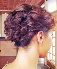 Bridal Hair by Blaze Salon #Blaze Salon #Blaze #BridalHair #Bride #Hair #Wedding #WeddingHair #Updo #UpdoArt #BridalMakeup #Makeup #make-up