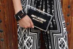 Buzz du Jour  #pants #black #white #clutch #hat #lions #door #wood #ootd #wiwt #fashion #armswag #armparty #heart #vintage #hot #sun #lovebyn #blog #ifb
