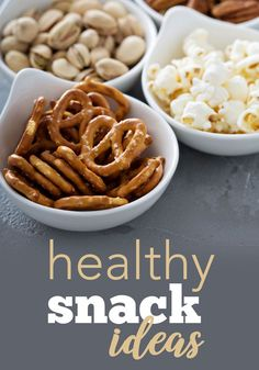 Having healthy snacks on-hand is key for staying fueled and focused during the day. Having healthy snacks on-hand is key for staying fueled and focused during the day. Easy Appetizer Recipes, Easy Snacks, Yummy Snacks, Gourmet Recipes, Healthy Snacks, Snack Recipes, Healthy Recipes, Healthy Kids, Healthy Living