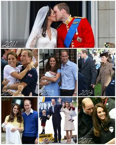 """817 Likes, 13 Comments - HRH The Duchess Of Cambridge (@duchesse_kate) on Instagram: """"What incredible 6 years full of amazing moments and memories ! Let's start a 7th year who (I'm…"""""""