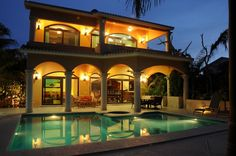 Villa Gran Orquidea, Riviera Maya, Mexico