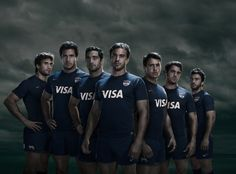 Argentina Rugby Team by Martin Sigal for Nike