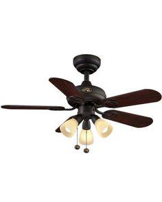 Look at this great Hampton Bay fan I found at Home Depot