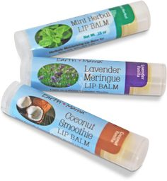 My favorite Earth Mama Angel Baby Lip Balm - mint herbal is the best!  ($3 per tube + S)