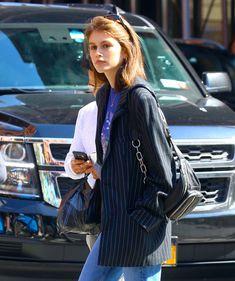 Kaia And Presley Gerber, Kaia Gerber, Street Style, Fashion, Outfits, Moda, Urban Style, Fashion Styles, Street Style Fashion