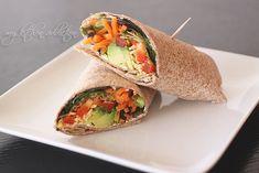 California Veggie Wraps | my kitchen addiction
