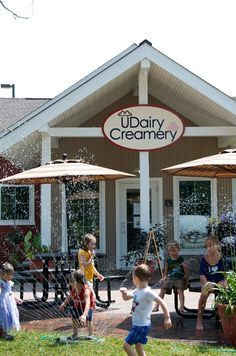 Cool down with hot flavors at UDairy Creamery in Delaware