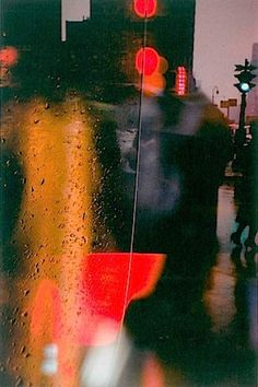 Beautiful Saul Leiter image from late '50's. #photography #nyc #street