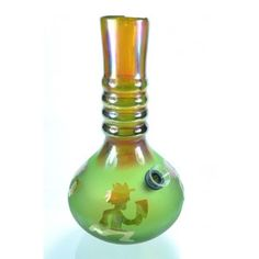 "9"" Insane Clown Posse Bong - Green - Bongs & Water Pipes -The Online Head Shop!"