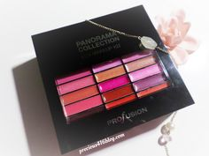 The Profusion Collection Lux Makeup Kit is an all-in-one makeup kit that features 57 blend-able eye shadows with shimmer, and satin finishes, 17 lip glosses, 2 finishing face powders, and blushes. …