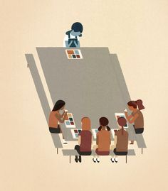 Keith Negley: Part man / Part negative space
