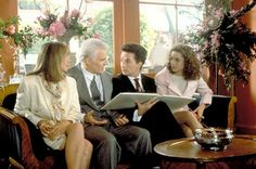 """Father of the Bride.....""""cake Franc is made of flour and water....my first car didn't cost that much!"""""""