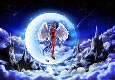 Fantasia, surrealismo e lirismo nas ilustrações de Chibionpu