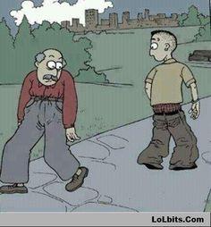 Generation Gap ;)