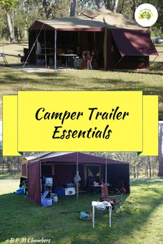 If you are going camping knowing what things are Camper Essentials can be tricky but my handy checklist will make sure you have everything you need.