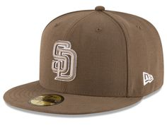 the latest b1761 81545 San Diego Padres New Era MLB Authentic Collection 59FIFTY Cap