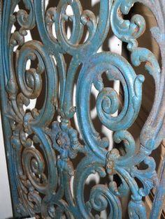 Antieke Franse Gietijzeren hekken - Antieke, oude meubels - Collection - Benko oude antieke bouwmaterialen