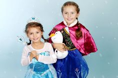 'Frozen' Photoshoot for up to 2 & Prints