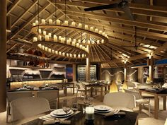 La Brezza Restaurant | Centara Ras Fushi Resort & Spa Maldives