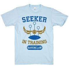 Seeker In Training (Ravenclaw)   Activate Apparel   Workout Gear & Accessories