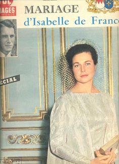 Princesse Isabelle d'Orléans