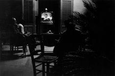Ferdinando Scianna, 1960, Bagheria: in the Lanza's house.