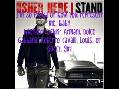 Something Special by Usher with lyrics    There is that special someone...