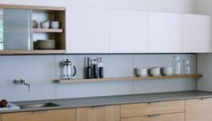 I like, but not the white color. henrybuilt kitchen - Google Search