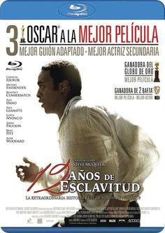 12 AÑOS DE ESCLAVITUD (BLU-RAY) de Steve McQueen, comprar película en dvdgo.com