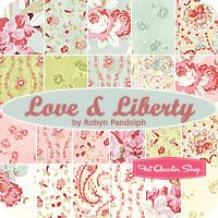 Love & Liberty Twice the Charm Robyn Pandolph for RJR Fabrics - Fat Quarter Shop