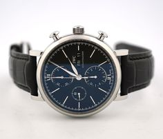 IWC Portofino Automatic Chronograph IW391008   Mens Watch #IWC #LuxuryDressStyles