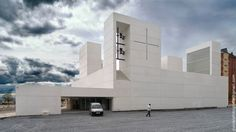 Galer a de capilla la estancia bnkr arquitectura 1 - Arquitectos ponferrada ...