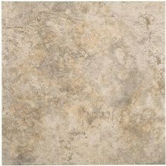 Style Selections Capri Natural Porcelain Floor Tile