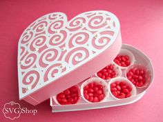Make your own Valentine Box
