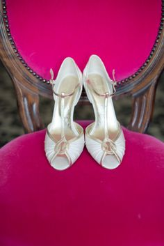 Zapatos de novia Mimi en www.egovolo.com