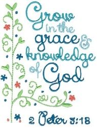Children's Bible 11 - 2 Sizes! | Words and Phrases | Machine Embroidery Designs | SWAKembroidery.com Bunnycup Embroidery