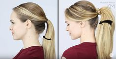 A ponytail is just the style you choose when you don't know what else to do, right? Wrong! When you add just a twist of creativity, this simple style goes from basic…